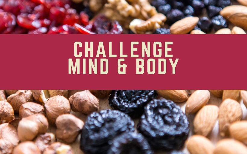 CHALLENGE MIND & BODY