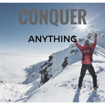 CONQUER Anything!
