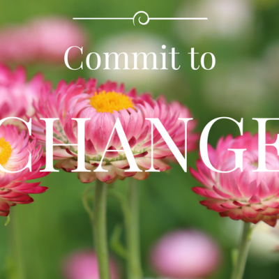 Commit to Change