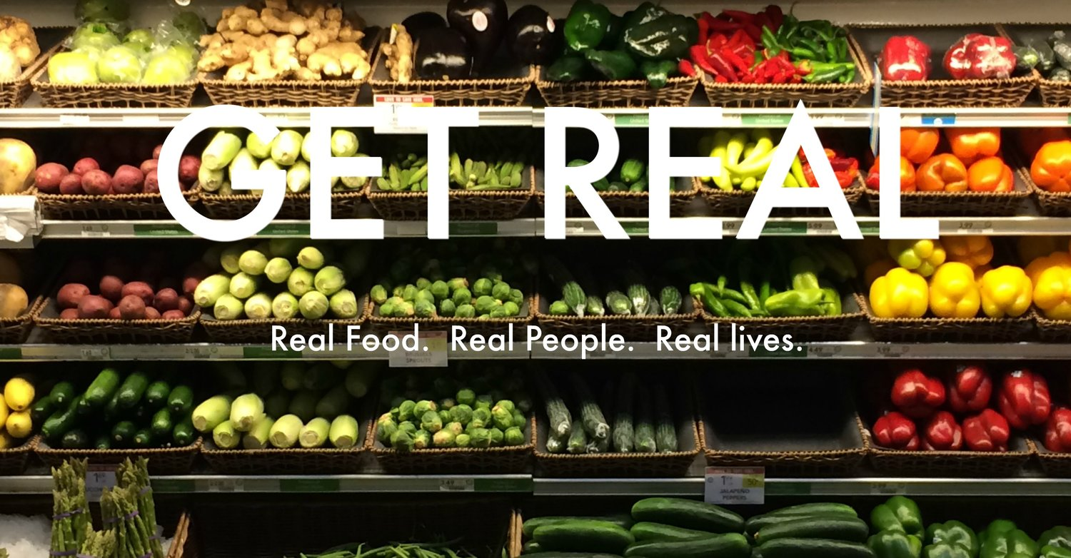 Get Real! Banner