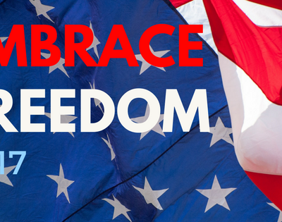 Happy 4th of July – Let's Start #OperationEmbraceFreedom