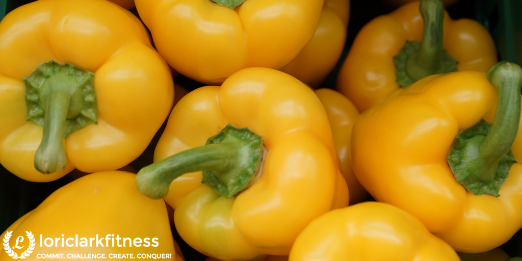 Bell Peppers - Yellow Are You There?