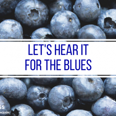 Let's Hear it for the Blues!!