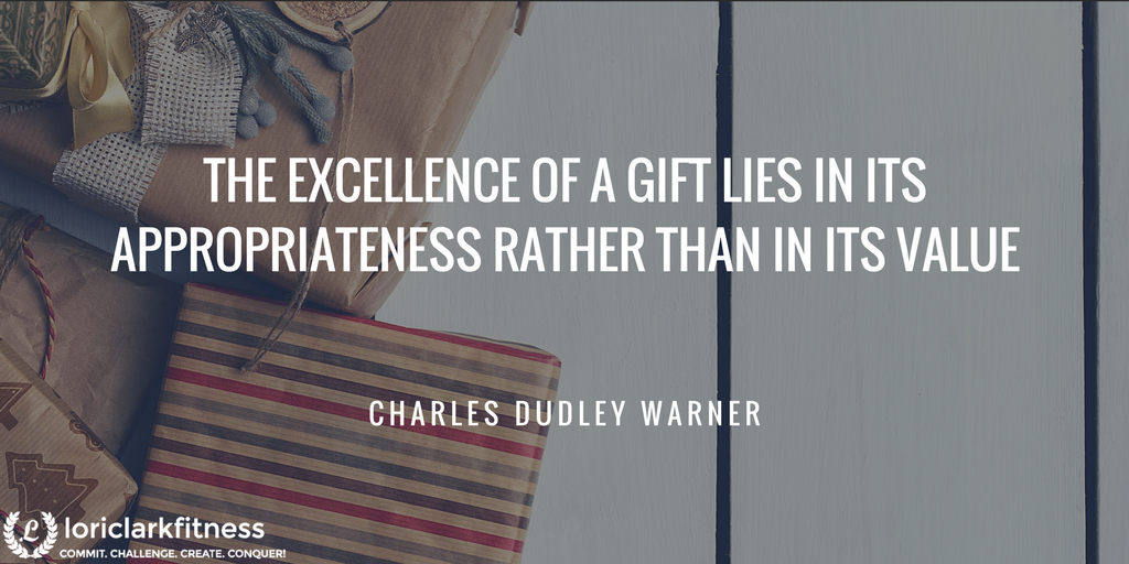 Excellence of a Gift