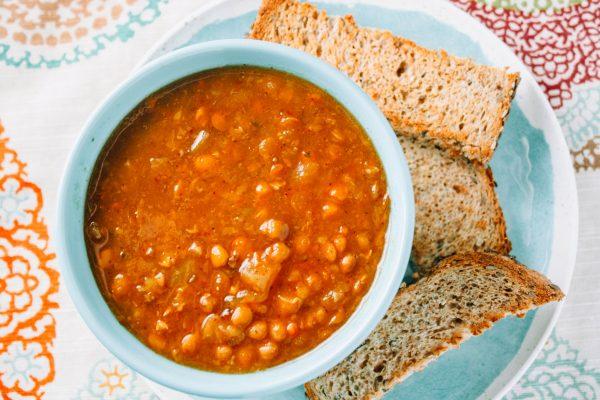 Lori's Lentil Soup