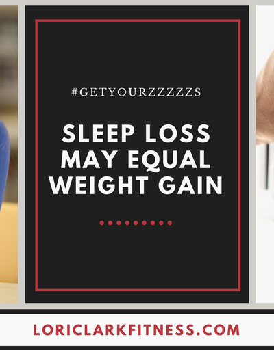Sleep Loss May Equal Weight Gain