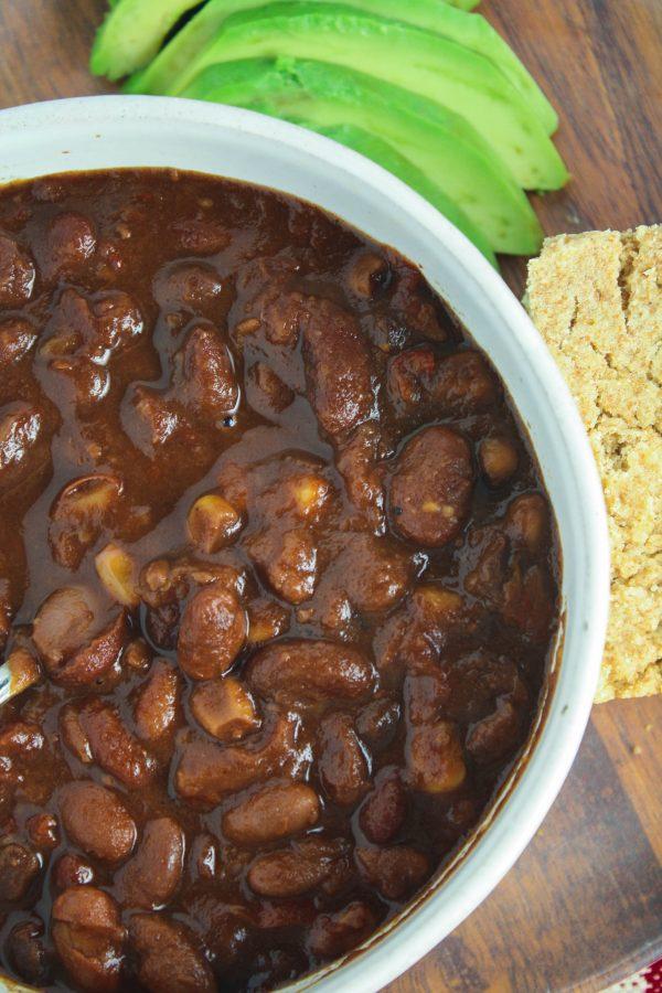 Vegan Chili Instant Pot 2