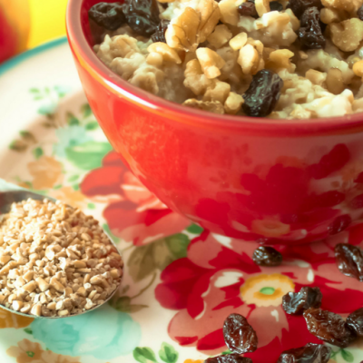 Oatmeal: A Great Start to Your Morning – 5 Ways in 5 Days!