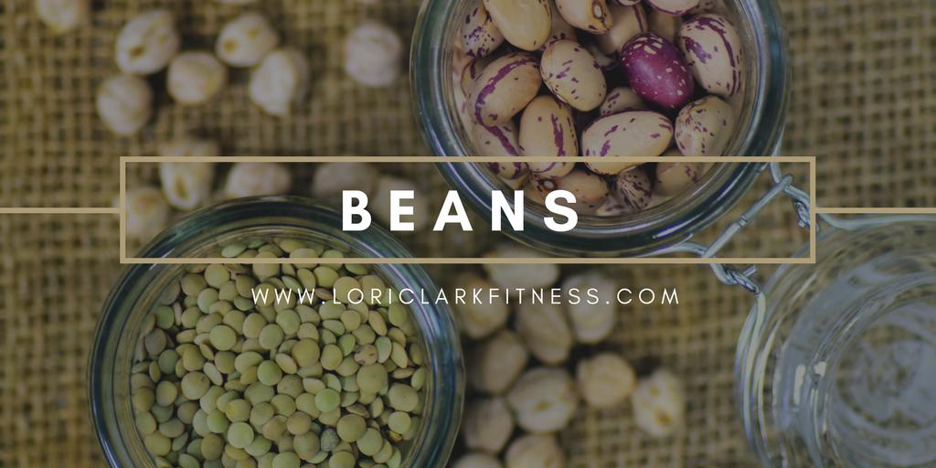 Five for Fiber: Beans
