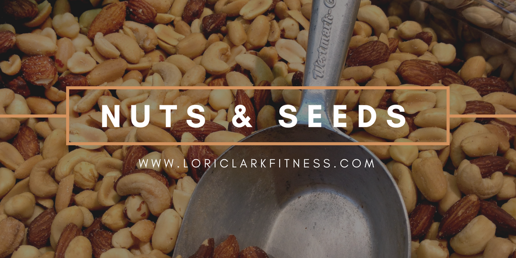Five for Fiber: Nuts & Seeds
