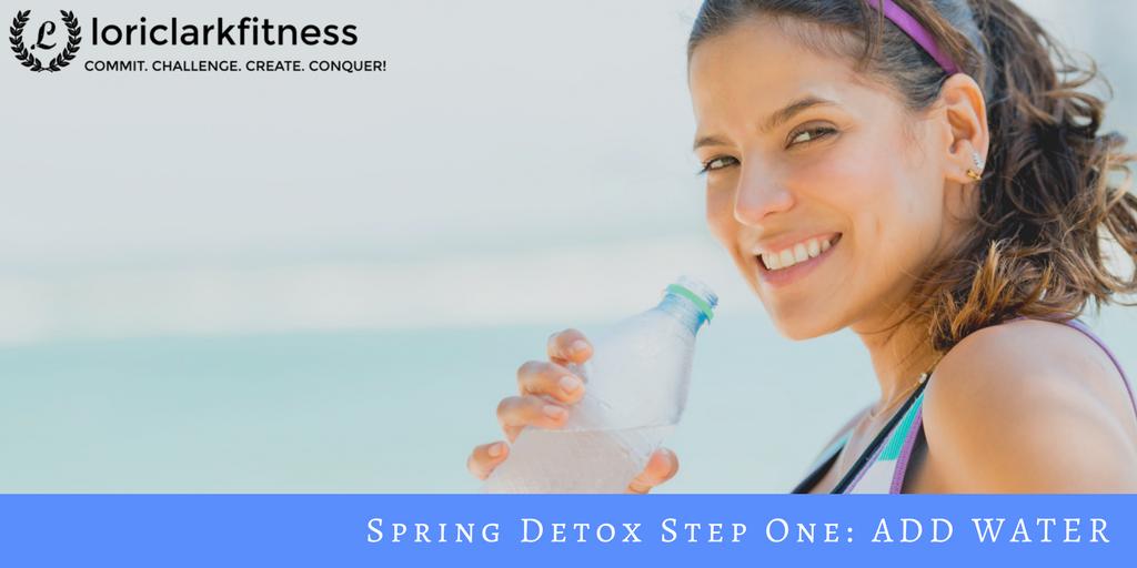Spring Detox: Add Water