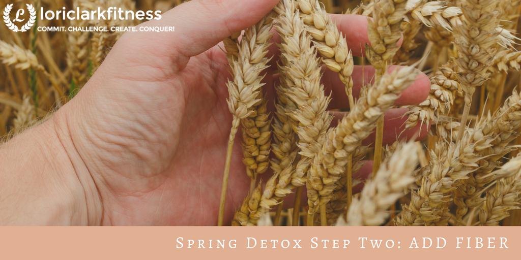 Spring Detox: Add Fiber!