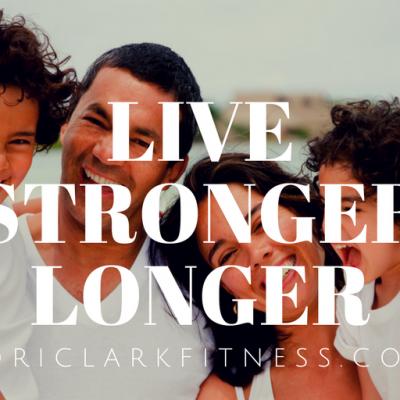 LIVE LONGER, STRONGER!