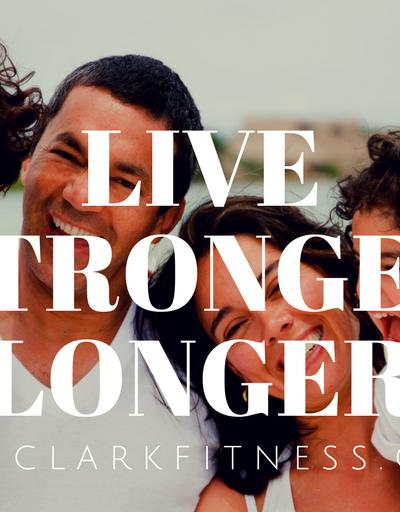 LIVE Stronger Longer