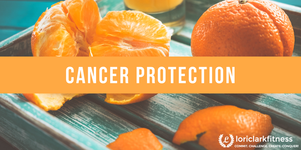 Fruity Facts - Cancer Protection