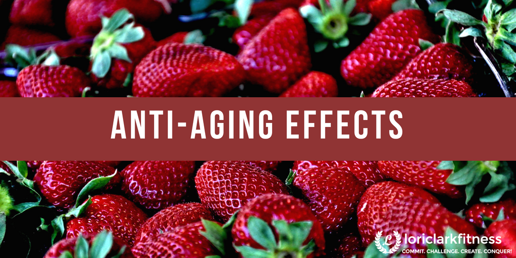 Fruity Facts - Anti-Aging
