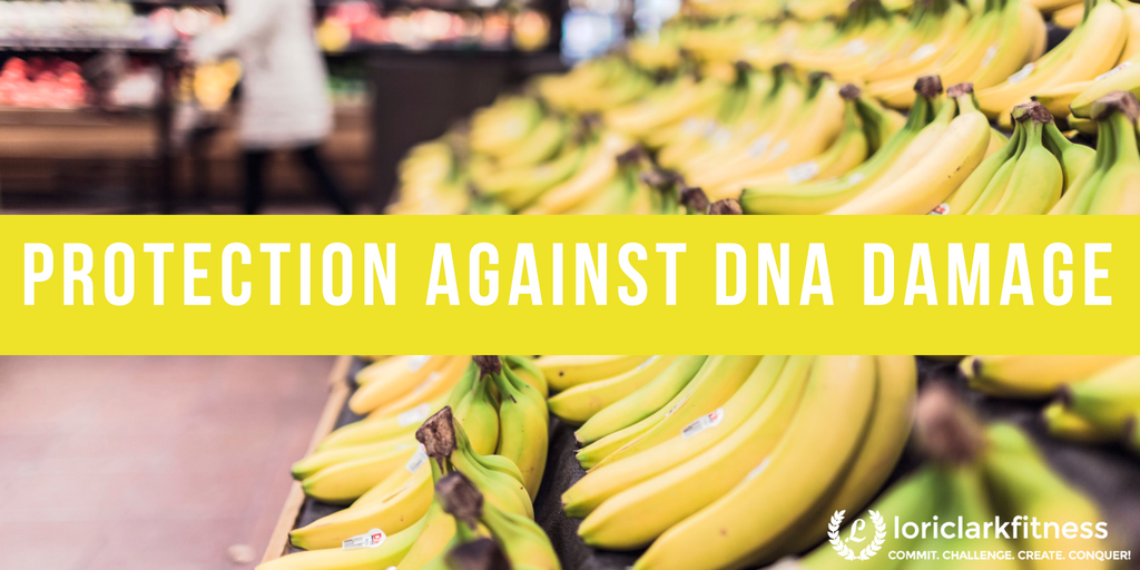 Fruity Facts - Prevent DNA Damage