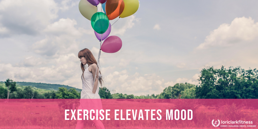 Exercise Elevates Mood
