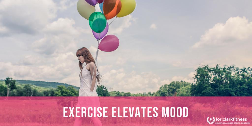 Exercise Elevates Mood