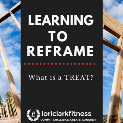 Learning to Re-Frame: What is a Treat?