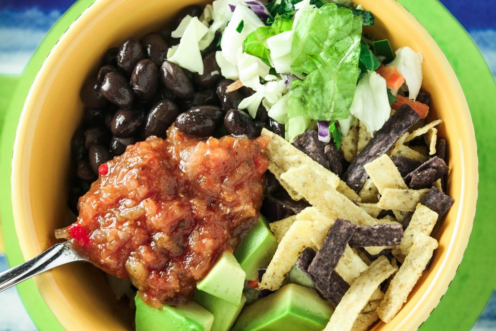 Southwest Chopped Salad 2