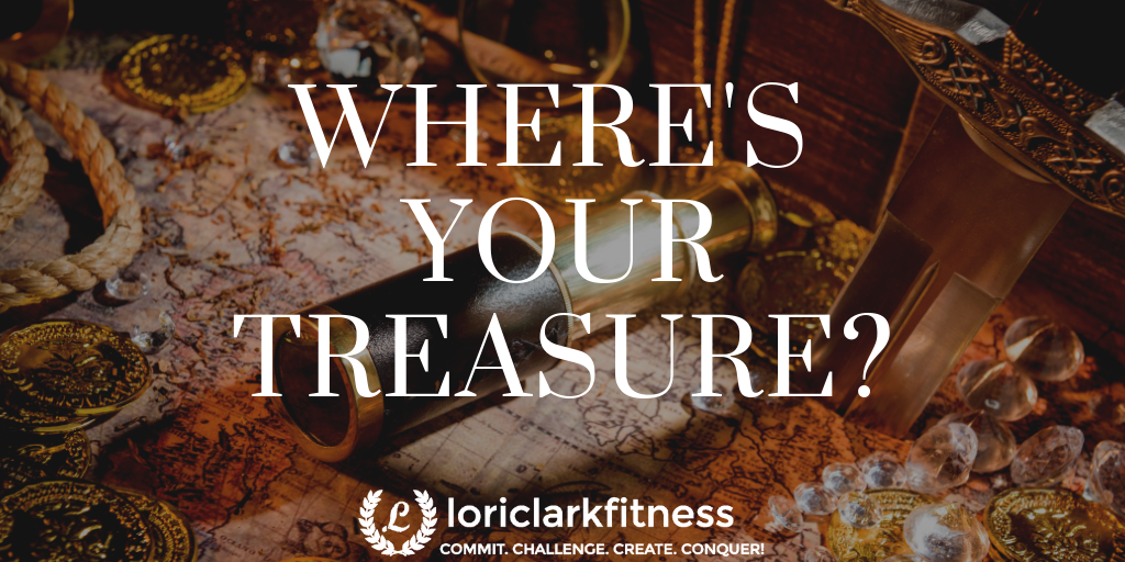 Where's Your Treasure?