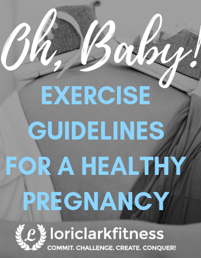 OH BABY Exercise Guidelines for a Healthy Pregnancy