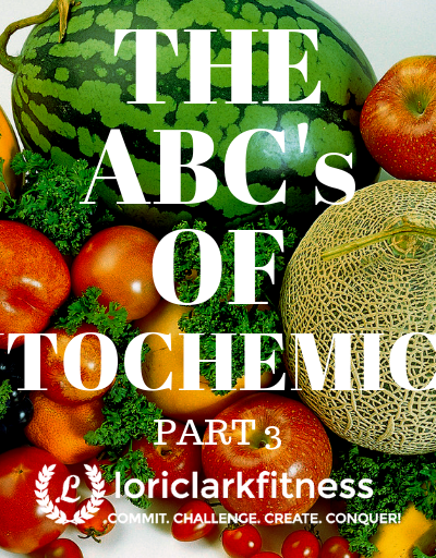 Phytochemicals Part 3