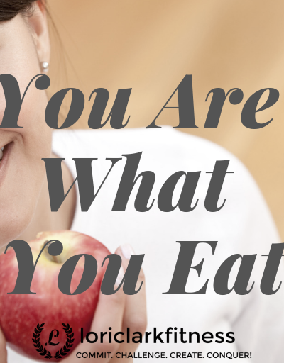 You Are What You Eat 01